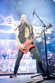 Chris Kael - Five Finger Death Punch - at Gwinnett Arena, Duluth GA - 11 Oct 2014