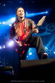 Zoltán Báthory - Five Finger Death Punch - at Gwinnett Arena, Duluth GA - 11 Oct 2014