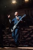 Michael Poulsen of Volbeat - Gwinnett Arena, Duluth GA - 11 Oct 2014