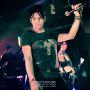 Gary Numan - soundcheck - Mercy Lounge, Nashville - 17 Mar 2014