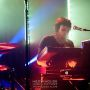 Ade Fenton - playing with Gary Numan - Mercy Lounge, Nashville - 17 Mar 2014 - 1772