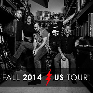 Pearl Jam - Fall 2014 tour