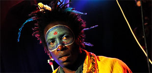 Saul Williams @ Atlanta