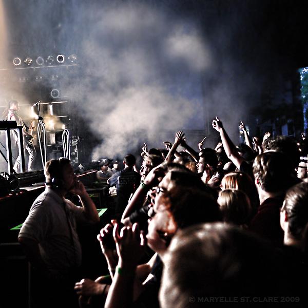 Nine Inch Nails @ Atlanta 5/10/09