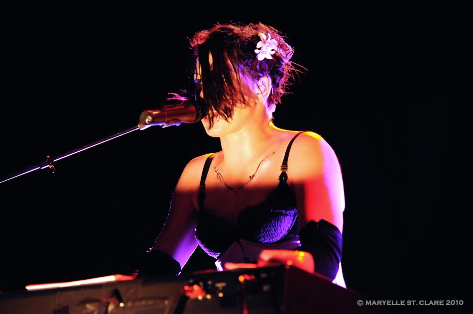 Amanda Palmer | The Dresden Dolls @ Atlanta 11/13/10