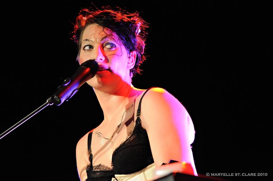 Amanda Palmer | The Dresden Dolls @ Atlanta 11/13/10