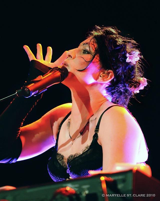 Amanda Palmer | The Dresden Dolls 11/13/10 #1664