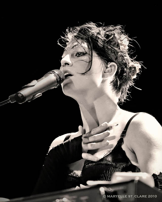 Amanda Palmer | The Dresden Dolls 11/13/10 #1668