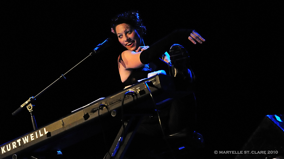 Amanda Palmer | The Dresden Dolls 11/13/10 #1824