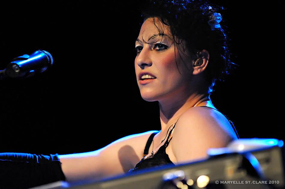 Amanda Palmer | The Dresden Dolls 11/13/10 #1833
