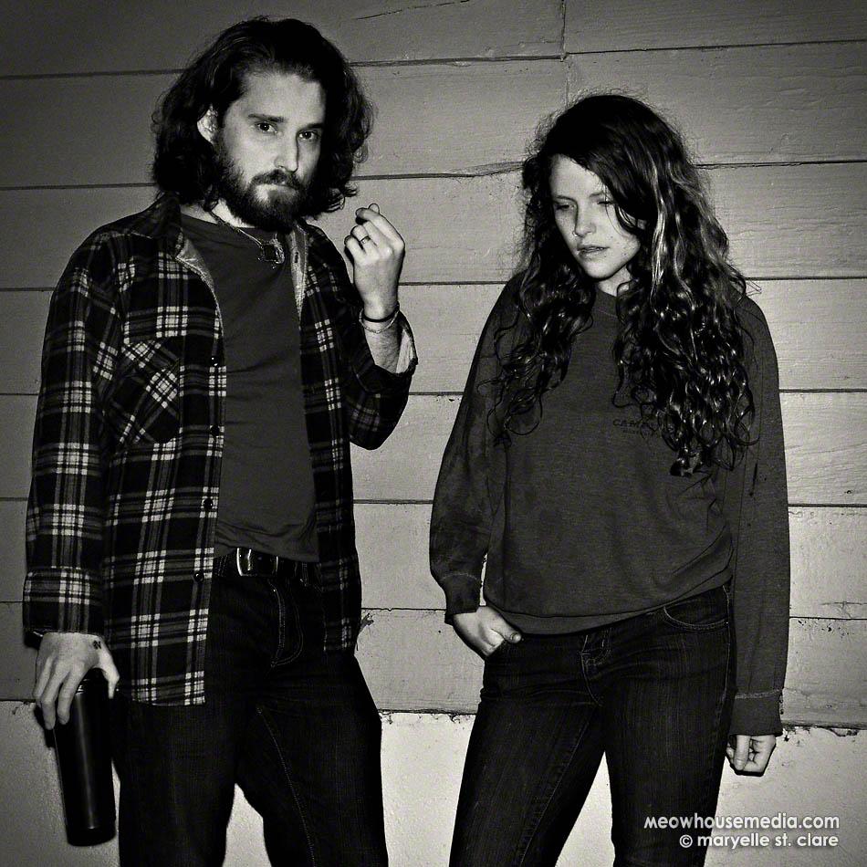 Christopher Paul Stelling and Julia Christgau   Atlanta, GA   2 Mar 2012