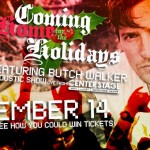 "Butch Walker, ""Coming Home for the Holidays,"" Radio 105.7 Atlanta"