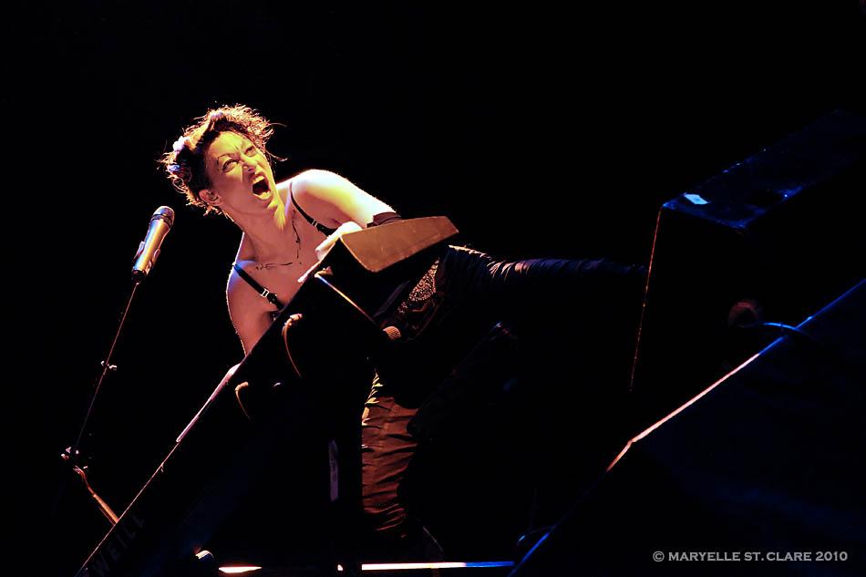 Amanda Palmer - The Dresden Dolls - 13 Nov 2010