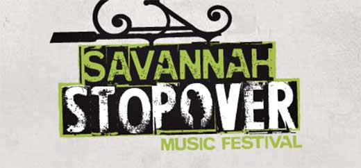 Savannah Stopover music festival 2014 logo