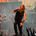 Amon Amarth - Center Stage, Atlanta GA - 24 Jan 2014
