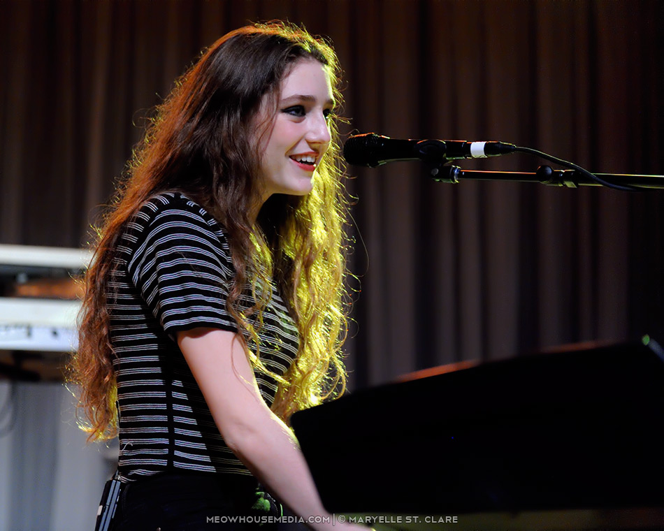 Birdy - at the Buckhead Theatre - Atlanta GA - 30 Apr 2014