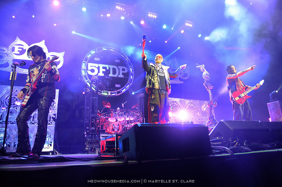 Five Finger Death Punch - Duluth GA, 11 Oct 2014