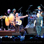 The Gipsy Kings - Chastain Park Ampitheater, Atlanta GA - 15 Aug 2014. Photo: Maryelle St. Clare