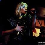 Liela Moss - The Duke Spirit - Boston MA 02/22/09