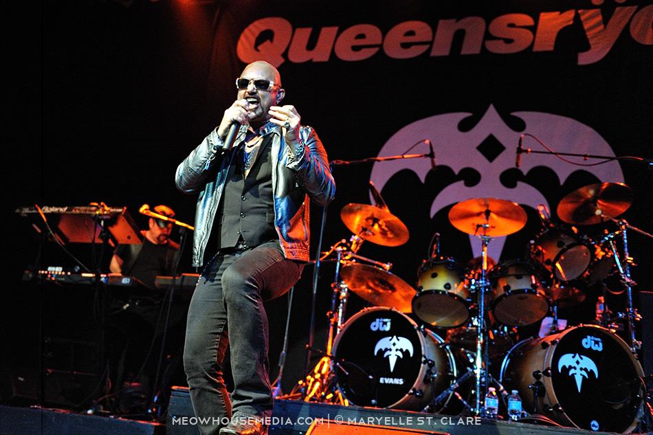 Geoff Tate - Queensryche - Center Stage, Atlanta GA - 10 Jan 2014