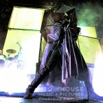Skinny Puppy - at Center Stage, Atlanta, GA - 4 Feb 2014